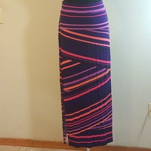 A.n.a. New Approach Purple Geometric Maxi Skrt